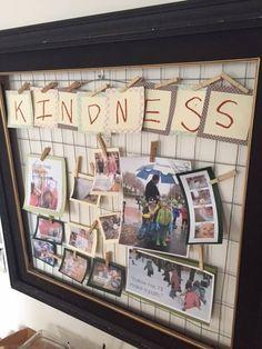 Act of kindness at Charlestown Nursery School ≈≈ Classroom Setting, Classroom Setup, Classroom Design, Classroom Displays, Classroom Organization, Reggio Inspired Classrooms, Reggio Classroom, Kindergarten Classroom, Social Emotional Development