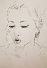 27 Ideas For Drawing Beautiful Faces Sketch Drawing With Images