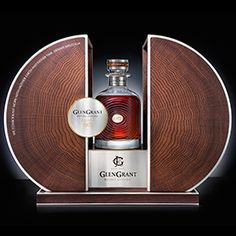 Gruppo Campari has released a iteration of its Glen Grant single malt Scotch whisky, with all ten units available exclusively in Singapore. related to Product launches, Spirits, Gruppo Campari, Drink Display, Bottle Display, Luxury Packaging, Bottle Packaging, Design Packaging, Cigars And Whiskey, Scotch Whiskey, Campari Milano, Glen Grant
