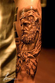 Ancient Greek Tattoo ...XoXo