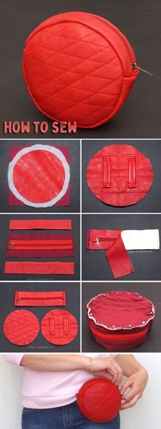 Belt Pouch Tutorial – Belt Pouch Sewing Tutorial ~ Step by Step Illustration. # sewing – belt pouch Belt Pouch Tutorial – Belt Pouch Sewing Tutorial ~ Step by Step Illustration. Beginner Sewing Projects, Sewing For Beginners, Sewing Hacks, Sewing Tutorials, Sewing Tips, Sewing Crafts, Diy Projects, Art Tutorials, Sewing Patterns Free