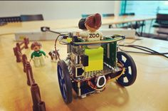 Something we loved from Instagram! #arduino #raspberrypi #diy #project #engineering #robotics #hobby #instagood #cool #robot #robokitsindia by robokits Check us out http://bit.ly/1KyLetq