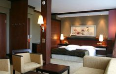 Szállás Sopronban - Fagus Hotel - szobák és lakosztályok 23 Bed, Furniture, Home Decor, Decoration Home, Stream Bed, Room Decor, Home Furnishings, Beds, Home Interior Design