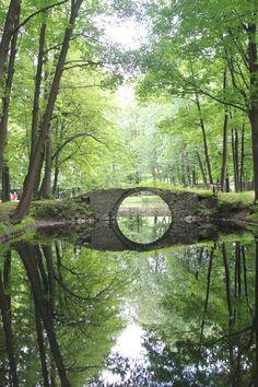 Park Zamkowy w Suchej Beskidzkiej