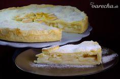Staroanglický hruškový koláč