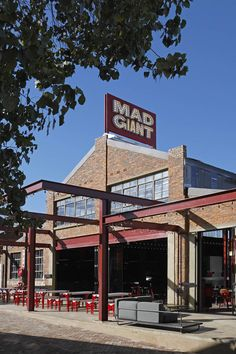 Mad Giant Craft Beer by Haldane Martin Iconic Design