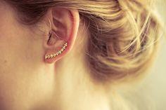 Boucles d'oreilles Sunny