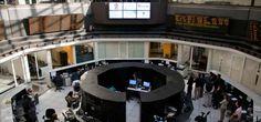 La Bolsa Mexicana de Valores reporta pérdidas