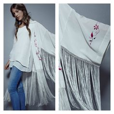 Kimono casual para vestir informal