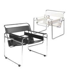 Silla WASSILY (Sillas Icono del Diseño) - Wassily Sillas de diseño, mesas de diseño, muebles de diseño, Modern Classics, Contemporary Designs...