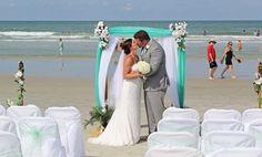 David Beach Ashlee Kolb Wedding In New Smyrna Florida June 2016
