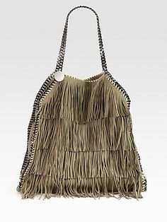 fringe, fringe and more fringe. adore!