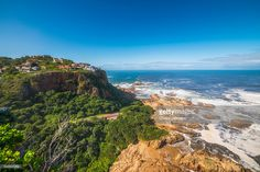 View point Eastern Knysna Head, South Africa | Western Cape, South Africa | #stockphotos #gettyimages #print #travel