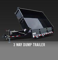 3-Way Dump Trailer
