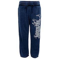 NFL NFL Women's New England Patriots Fleece Pants