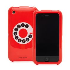 Kate Spade iPhone 4 Rotary cover