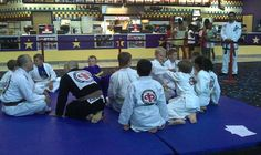Brazilian Jiu Jitsu and Martial Arts demonstration at Marquee Cinema Wakefield 14 in Raleigh, NC with our Junior Champions Kid Jitsu students! Pendergrass Academy of Martial Arts Wake Forest, NC