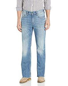 Lucky Brand Men's 181 Relaxed Straight Jean at Amazon Men's Clothing store Winter Outfits Men, Winter Clothes, Men's Fashion Brands, Mens Fashion, Fashion Outfits, Mens Clothing Styles, Lucky Brand, Amazon, Store