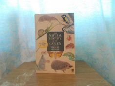 the natural history of the garden, £3.00 by lovelocks whatknots:   the natural history of the garden by michel chinery in good condition has a bit of spine damage but still readable has really good illustrations on gloss paper.