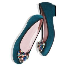 Women's Embellished Flats Marshalls, Head To Toe, Decoration, Favorite Things, Footwear, Flats, Design, Shoes, Fashion