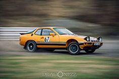 porsche 924 turbo under tävling