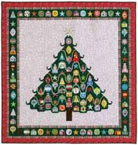 Christmas Surprises Digital Quilt Pattern from QuiltandSewShop.com