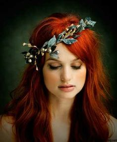 Gorgeous red hair. #Hair #Beauty #Redheads Visit Beauty.com for more