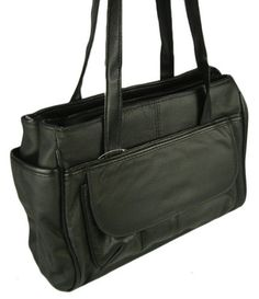 http://peakmomentum.org/?qpn-pinnable-post=genuine-leather-womens-handbag-w-cell-phone-pocket-551-black The Genuine Cowhide Leather Large Womens Handbag w/ Cell Phone Pocket is durable, stylish, and priced low enough to buy one of each color. Our leather handbags continue to be our most popular item and it's no wonder why. They are roomy, comfortable, and can be used for many years to come. Shoulder strap drop measures 11 in.