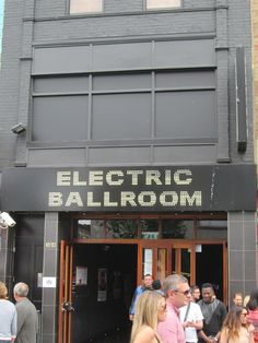 Electric Ballroom - Sid Vicious of The Sex Pistols played his last UK gig here