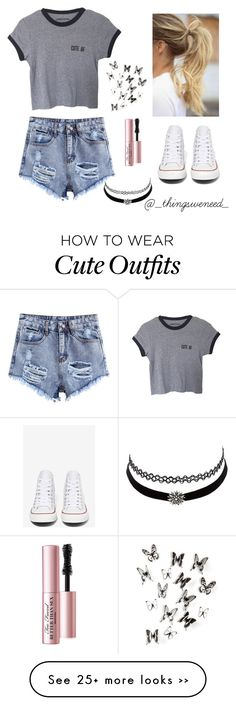 """Outfit #1"" by thingsweneed on Polyvore"