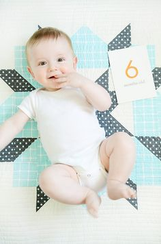 simple and cute baby photography