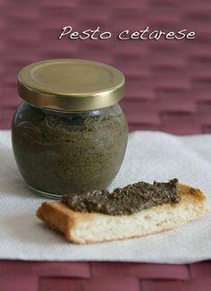 pesto d'olives