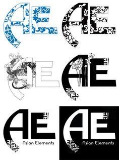 ♂ Logo Flexibility - Fashion Brand Logo Design
