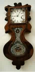 A rare J.C. Brown Clock Co. acorn timepiece - Circa 1847-1850