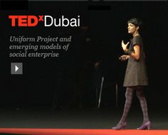 Sheena @ TEDxDubai