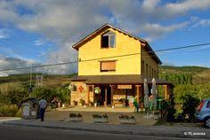 Albergue de peregrinos Santa Marina, Molinaseca, #León #CaminodeSantiago