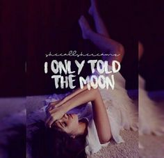 #CamilaCabello #IOnlyToldTheMoon #Camz
