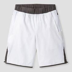 Boys' Tennis Short White XL - C9 Champion