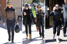 This Week in Kardashian Fashion: The Kardashian's Do Winter Wear Better Than You