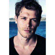 Joseph Morgan Musos ❤ liked on Polyvore featuring men and the vampire diaries