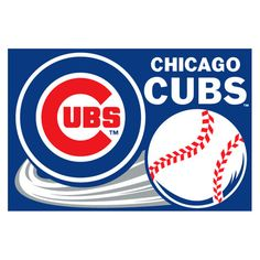 Chicago Cubs MLB Tufted Rug (30x20)