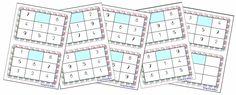Jeux de nombres: le chiffre mystère (d'après vers les maths MS) - Gijou à la maternelle