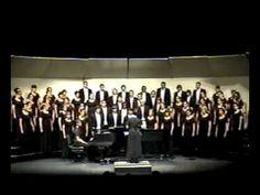 NAU University Singers: Die Nachtigall  ~ Conducted by Krisy Hafford