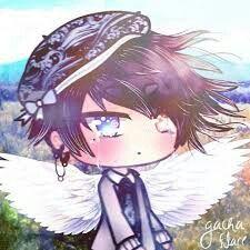 edit boy  blue 💖💙💙😘😍😍🌈  cute anime character anime