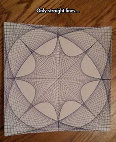 Even on this super cool drawing... the first thing my eyes went to were the lines that are too long. Precision counts!