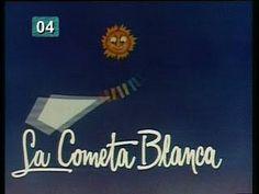 La Cometa Blanca. 'Mira mira como vuela, mira mira como mira, lalalalalalaaa'