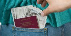 Pas op voor oplichters op reis