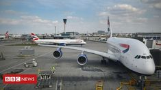 A British Airways whistleblower has revealed an industry-wide practice that deliberately adds weight to flights, increasing greenhouse gas emissions. Savings generated from carrying extra fuel have been as little as per trip. Aviation Fuel, Aviation Industry, British Airways, All Airlines, Air Traffic Control, International Airlines, Climate Change Effects, Domestic Flights, Image Caption