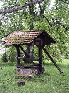 Old Water Well