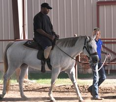 Horseback riding program now provides certified therapy for wounded warriors | Article | The United States Army